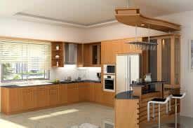 Tu bep dep 05 - Thiết kế nội thất bếp - Ý tưởng táo bạo để khẳng định đẳng cấp