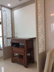 ban tho dep btd009 224x300 - Thiết kế nội thất phòng thờ