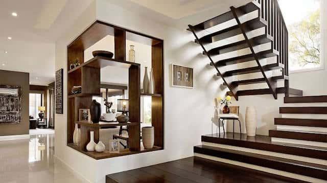 cau thang dep ctd005 - Tổng hợp các mẫu thiết kế cầu thang đẹp hiện nay