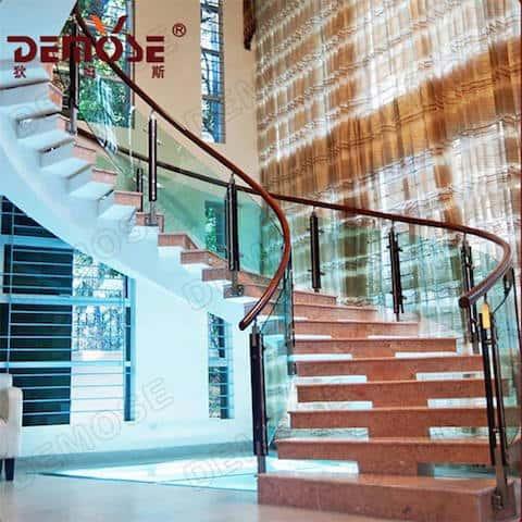 cau thang dep ctd009 - Tổng hợp các mẫu thiết kế cầu thang đẹp hiện nay