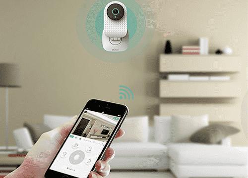 he thong nha thong minh smarthome - Hệ thống camera giám sát trong nhà thông minh
