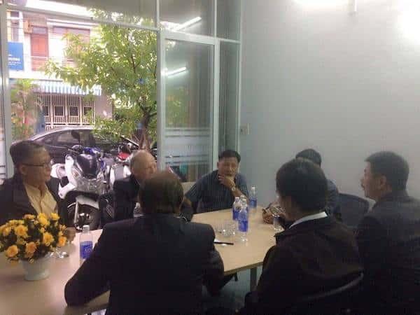 kts huynh van ly 1 - Kiến trúc sư Huỳnh Văn Lý đam mê và tâm huyết với nghề nghiệp
