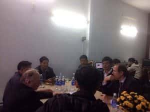 kts huynh van ly 2 300x225 - Kiến trúc sư Huỳnh Văn Lý đam mê và tâm huyết với nghề nghiệp