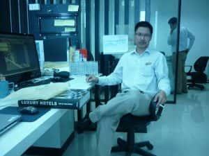 kts nguyen van trinh 1 300x225 - Kiến trúc sư Nguyễn Văn Trình, người kiến trúc sư trẻ tài hoa