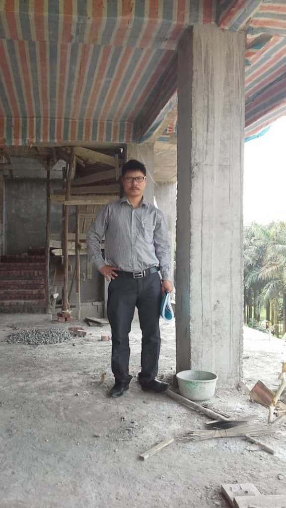 kts nguyen van trinh 3 576x1024 - Kiến trúc sư Nguyễn Văn Trình, người kiến trúc sư trẻ tài hoa