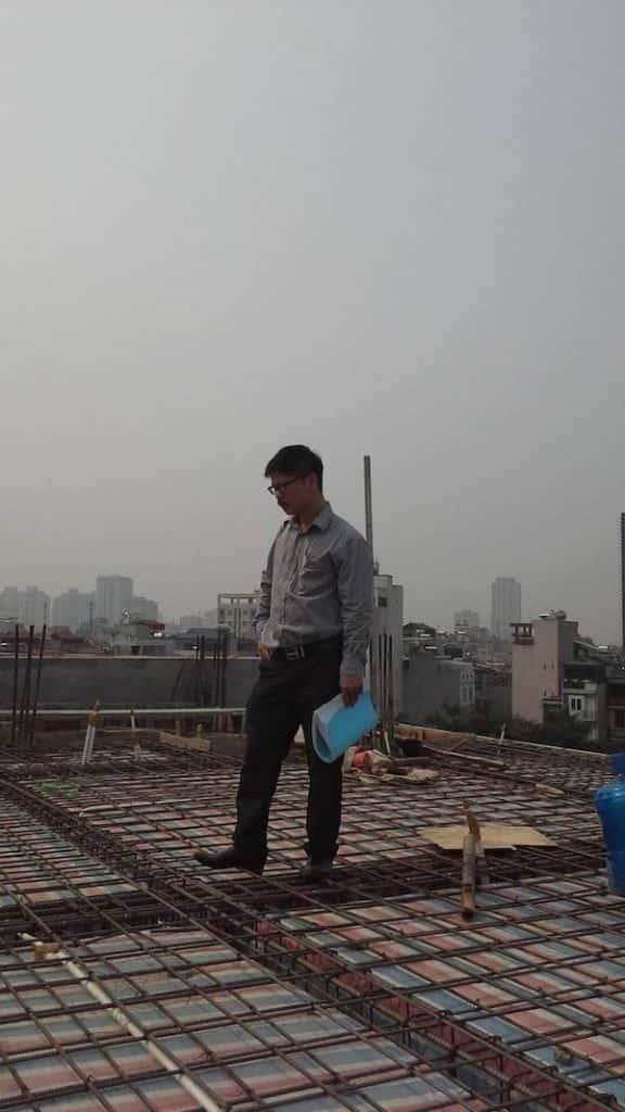 kts nguyen van trinh 4 576x1024 - Kiến trúc sư Nguyễn Văn Trình, người kiến trúc sư trẻ tài hoa