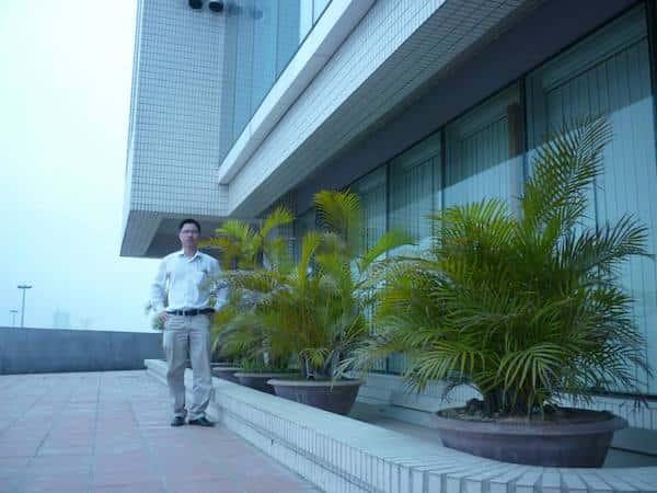 kts nguyen van trinh - Kiến trúc sư Nguyễn Văn Trình, người kiến trúc sư trẻ tài hoa