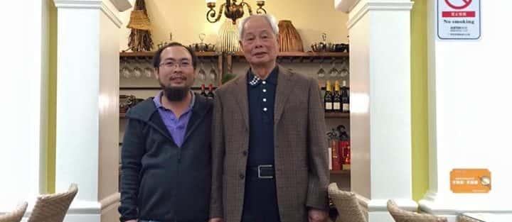 Kiến trúc sư Phan Đình Kha