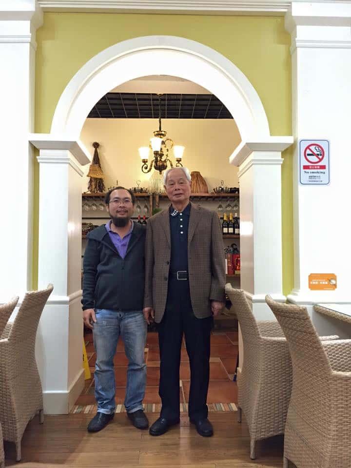 kts phan dinh kha 1 - Kiến trúc sư Phan Đình Kha