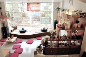 mẹo làm đẹp quán cafe nhỏ 2 300x199 - Thiết kế thi công quán cafe trọn gói