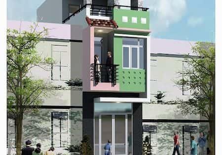 Tư vấn mẫu thiết kế biệt thự 3 tầng đẹp kinh phí 4,5 tỷ