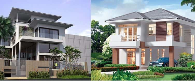 Tư vấn mẫu thiết kế nhà đẹp ở Bắc Ninh