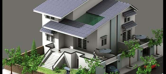 Mẫu thiết kế nhà đẹp ở Bà Rịa – Vũng Tàu