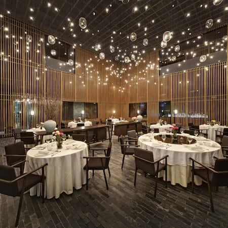 mau thiet ke nha hang dep 1 - Thiết kế thi công nhà hàng đẹp sang trọng