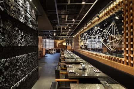 mau thiet ke nha hang dep 19 - Thiết kế thi công nhà hàng đẹp sang trọng