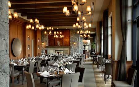 mau thiet ke nha hang dep 3 - Thiết kế thi công nhà hàng đẹp sang trọng