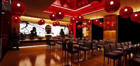 mau thiet ke nha hang dep 5 - Thiết kế thi công nhà hàng đẹp sang trọng