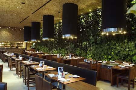 mau thiet ke nha hang dep 6 - Thiết kế thi công nhà hàng đẹp sang trọng