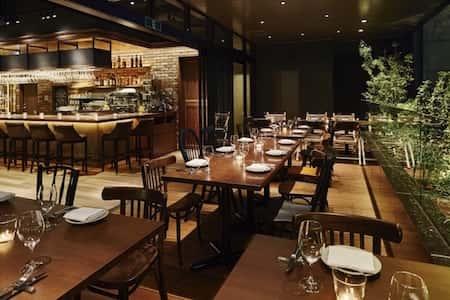 mau thiet ke nha hang dep 7 - Thiết kế thi công nhà hàng đẹp sang trọng