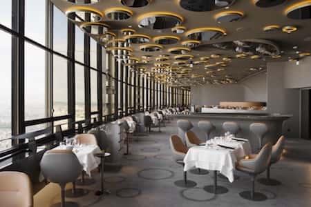 mau thiet ke nha hang dep 8 - Thiết kế thi công nhà hàng đẹp sang trọng