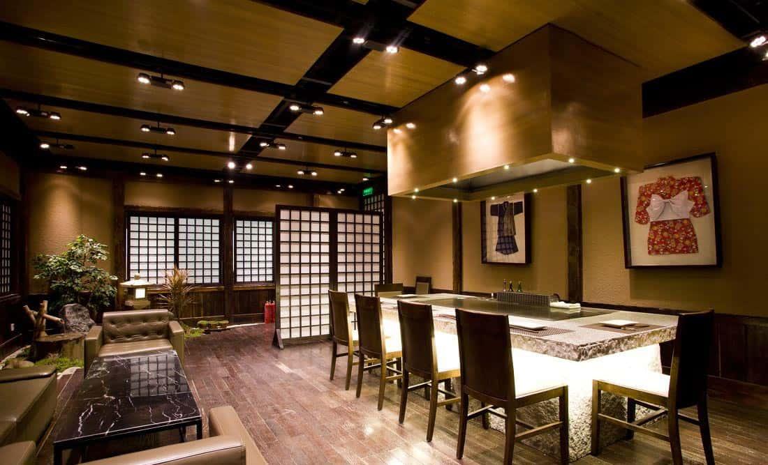mau thiet ke nha hang dep p 1 - Thiết kế thi công nhà hàng đẹp sang trọng