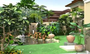 mau tieu canh dep5 300x182 - Tư vấn thiết kế sân vườn tiểu cảnh hòn non bộ đẳng cấp