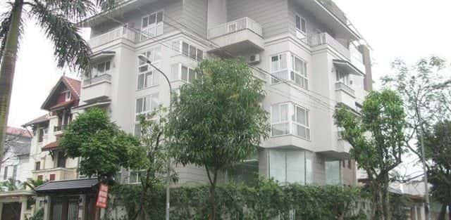 Mẫu thiết kế biệt thự đẹp ở Bình Định