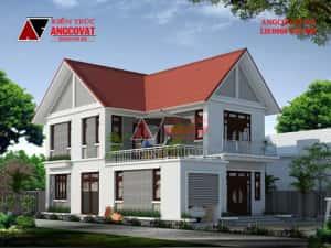 nha 2 tang dien tich 100m2 ms01d 300x225 - Tư vấn thiết kế nhà 2 tầng hiện đại diện tích 100m2