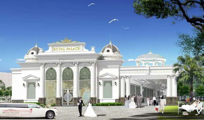 nha hang tiec cuoi dep 1 676x400 - Thiết kế trung tâm tổ chức sự kiện nhà hàng tiệc cưới