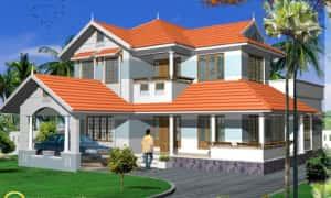 nha mai ngoi dep 300x180 - 45 Mẫu nhà 2 tầng mái ngói đẹp được nhiều kts lựa chọn thiết kế