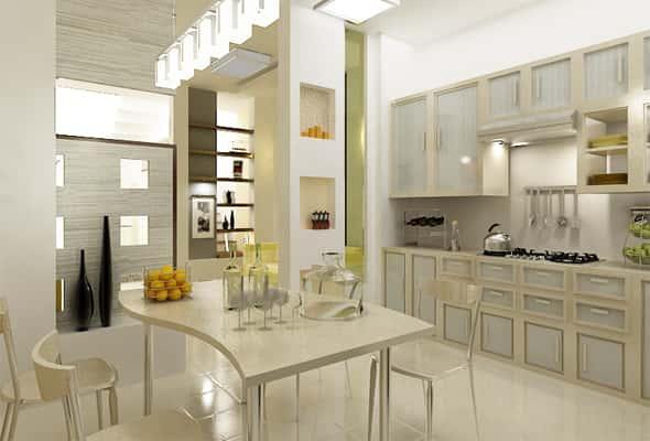 nhabepphongthuy2 - Thiết kế nội thất chung cư hiện đại