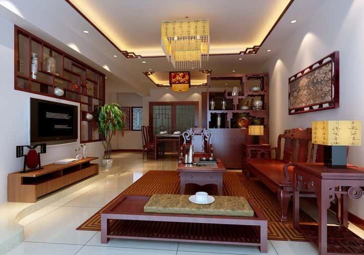 noi that phong khach bang go hien dai nhat hien nay 1 - Thiết kế nội thất phòng khách đẹp