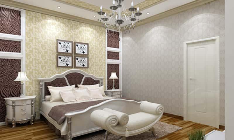 noi that phong ngu biet thu 02 - Thiết kế nội thất chung cư 3 phòng ngủ