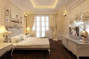 noi that phong ngu biet thu 102 300x198 - Tốp 100 mẫu  thiết kế nội thất phòng  ngủ đẹp nhất 2016