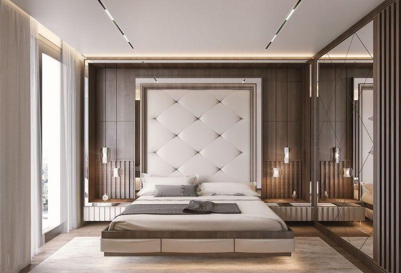 noi that phong ngu dep 1 - Thiết kế nội thất phòng ngủ đẹp