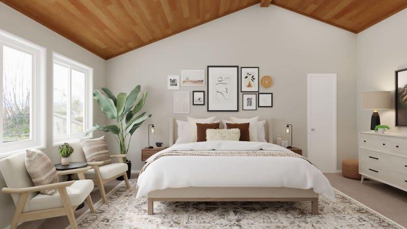 noi that phong ngu dep 14 - Thiết kế nội thất phòng ngủ đẹp