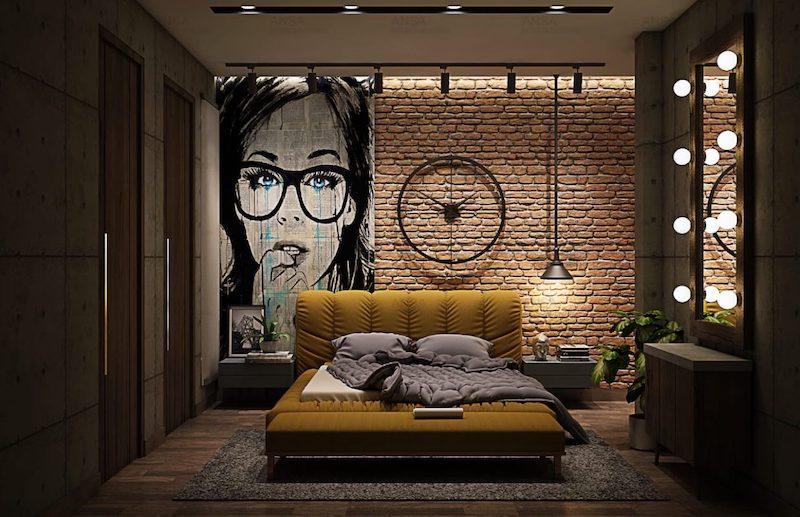 noi that phong ngu dep 15a - Thiết kế nội thất phòng ngủ đẹp