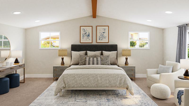 noi that phong ngu dep 26 - Thiết kế nội thất phòng ngủ đẹp
