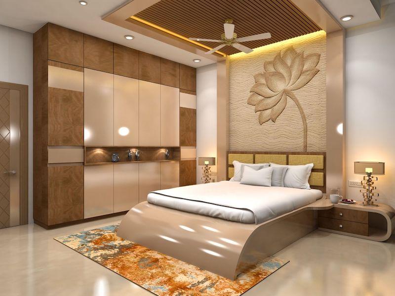 noi that phong ngu dep 4 - Thiết kế nội thất phòng ngủ đẹp