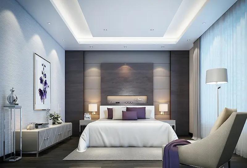 noi that phong ngu dep 7 copy - Thiết kế nội thất phòng ngủ đẹp