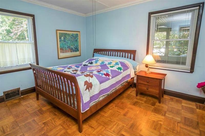 phong ngu ong ba lon tuoi 003 - Thiết kế nội thất phòng ngủ đẹp
