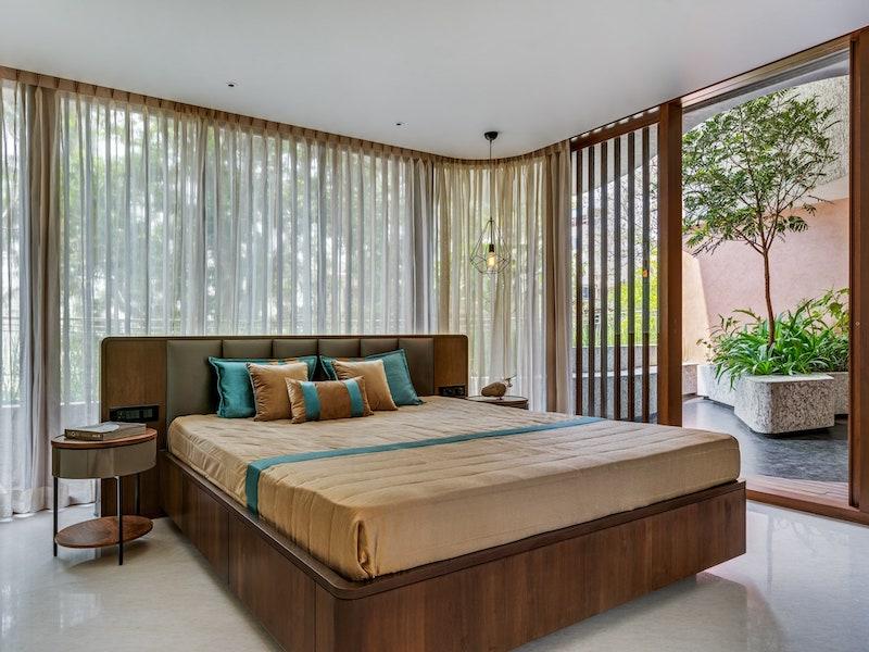 phong ngu ong ba lon tuoi 10 - Thiết kế nội thất phòng ngủ đẹp