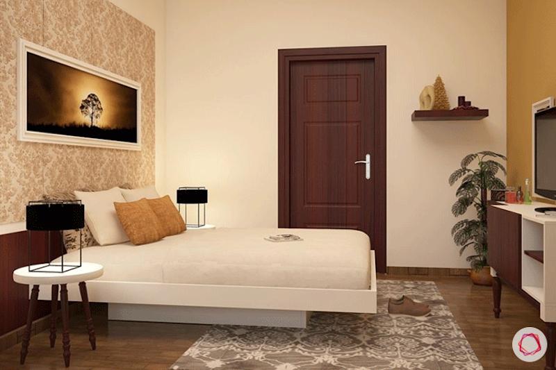 phong ngu ong ba lon tuoi 3 - Thiết kế nội thất phòng ngủ đẹp