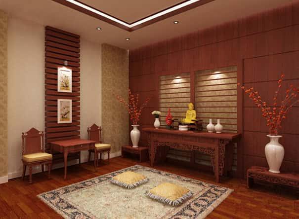 phongtho - Thiết kế nội thất phòng thờ