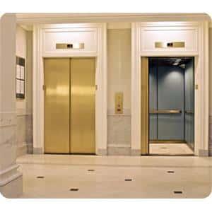 thang may tai khach 6 24 - Thiết kế nhà biệt thự có thang máy đẹp