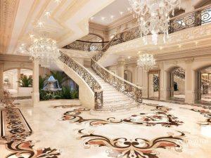 thiết kế nội thất biệt thự 6 300x225 - Thiết kế nội thất biệt thự đẹp sang trọng