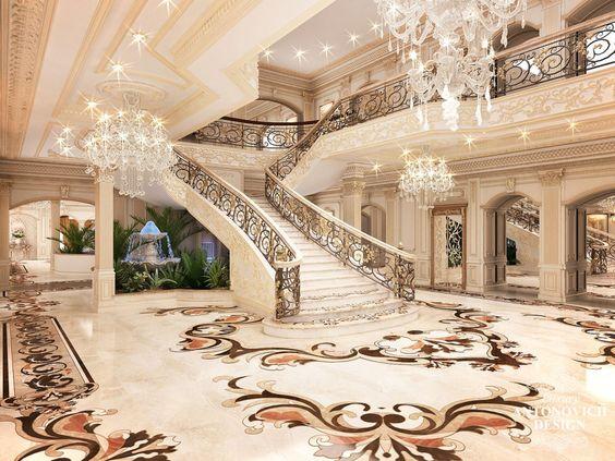 thiết kế nội thất biệt thự 6 - Thiết kế nội thất biệt thự đẹp sang trọng