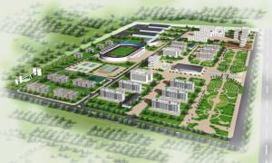 thiết kế trường đại học