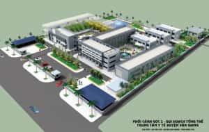 thiet ke benh vien 001 300x190 - Bộ sưu tập những thiết kế bệnh viện