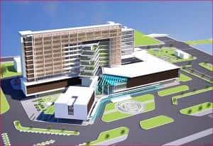 thiet ke benh vien 300x206 - Bộ sưu tập những thiết kế bệnh viện